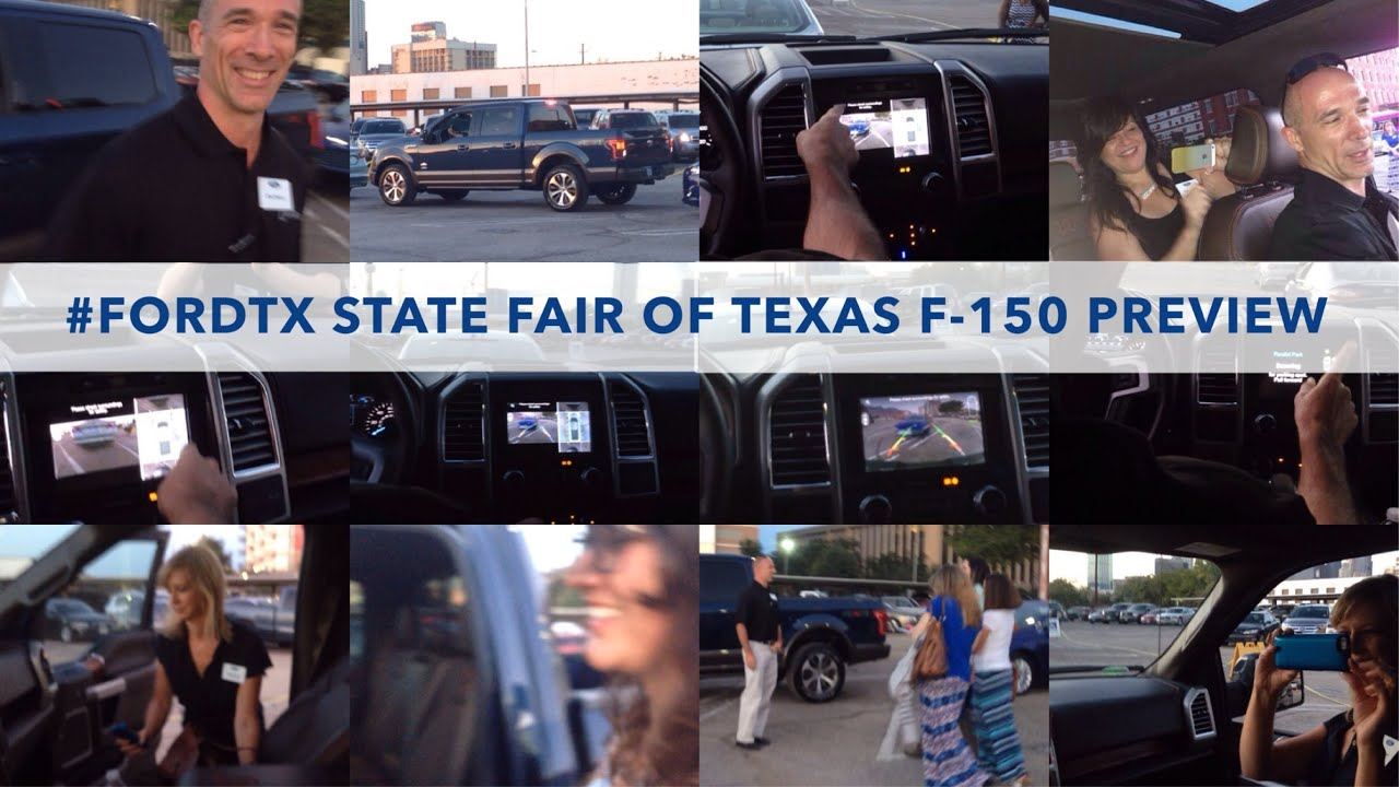 The All-New 2015 FORD F-150 |  Media Preview  #FordTX