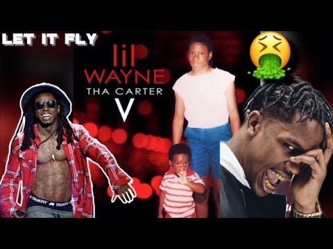 91499327e976 TRASH or PASS!! Lil Wayne ft Travis Scott (Let It Fly) Carter 5 ...