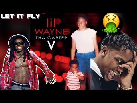 TRASH or PASS!! Lil Wayne ft Travis Scott (Let It Fly) Carter 5 [REACTION]