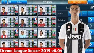 DREAM LEAGUE SOCCER 2019 MOD APK 6.04 No Root (All Players Unlocked + Unlimited Coins)