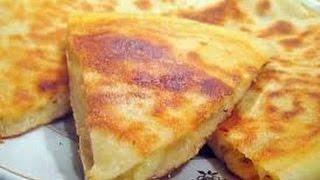 Очень вкусный ПИРОГ с капустой, картошкой и сыром