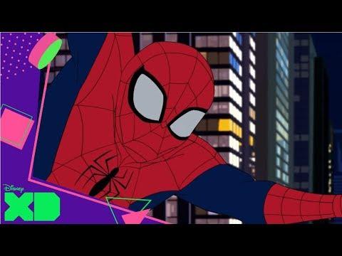 Marvel Spider-Man - Villain Sell | Disney XD