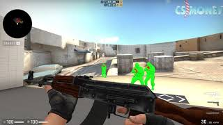 the best free hvh csgo cheat/hack - ayyware