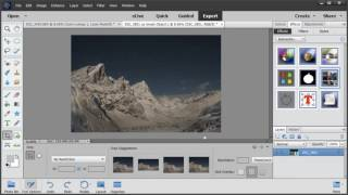 edit raw photo as smart object in pse elements