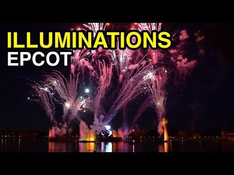 [4K] IllumiNations : Reflections of Earth : Epcot (Orlando, FL)