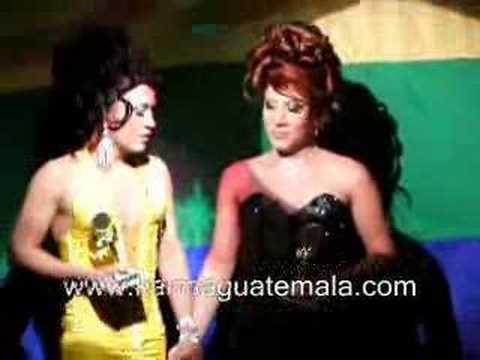 miss gay guatemala