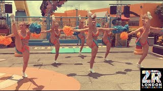 ZR London Cheerleaders - Ocean Park