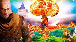 Билд на бомбы в Ведьмак 3