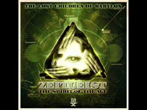 Men Behind The Curtain - The Lost Children Of Babylon