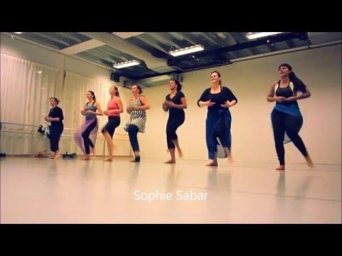 Sophie Sabar Mbalax Class