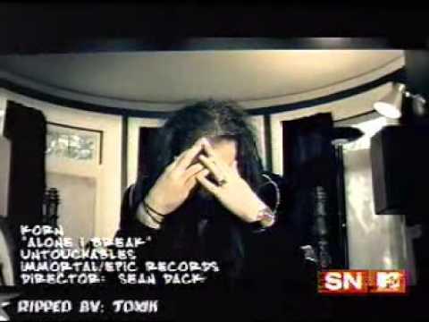 Korn - Alone I Break