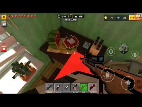 Blocky Warfare [pixel Gun 3D Ep.1