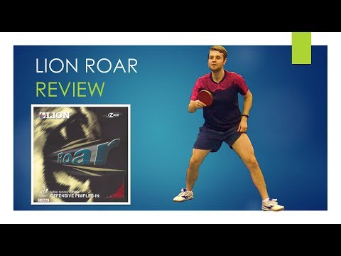Lion Roar | Review | #tabletennisexperts