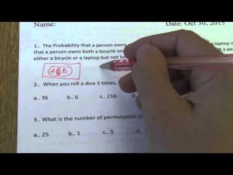 Matematica Basica Statistics Not Mutually Exclusive Events Venn