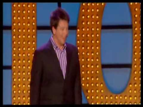 Michael McIntyre on Scottish people - I think you'll find pal thats legal tender