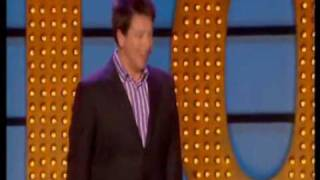 Michael McIntyre on Scottish people - I think you