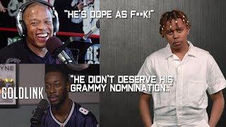 Celebrities Talk About YBN Cordae (Dr. Dre, Nick Cannon, YBN Nahmir & more)