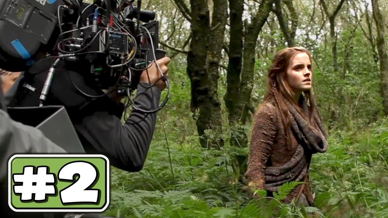 behind the scenes of noah movie makingof video 2