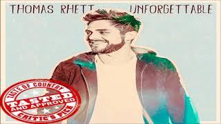 Thomas Rhett Unforgettable HQ