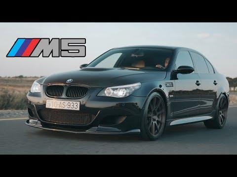 Son Atmosferli Mühərrik | BMW M5 E60