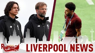 Buvac FINALLY Leaves, Oxlade Fitness Boost | Liverpool NEWS