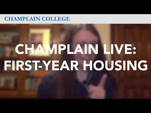 Champlain Live - Champlain Housing: Your New Home   Champlain College