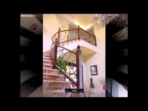Лестницы. Перила. Ковка. Металл
