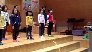 Korean Kids Can Sing