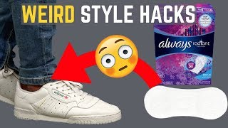 8 DIY Clothes Life Hacks to Look Better!