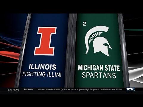 Illinois at Michigan State - Men