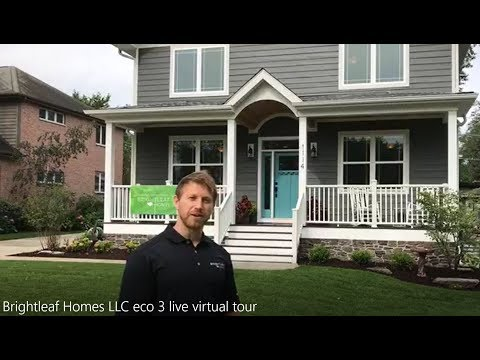 Behind the Scenes Tour with BrightLeaf Homes - Simple Zero Energy Ready Home