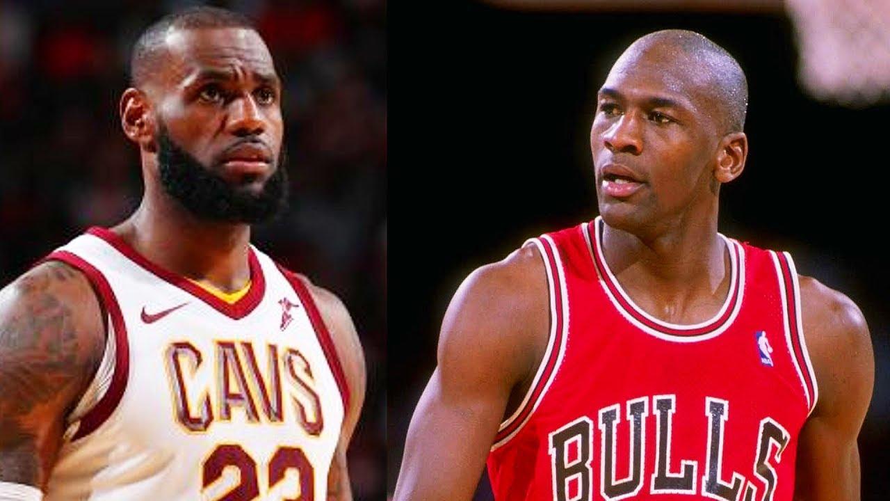 LeBron James Has Passed Michael Jordan as the Greatest NBA ...
