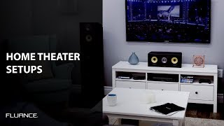 Home Theater Setups: 2.0, 5.1, 7.2 and More, What Does it All Mean?