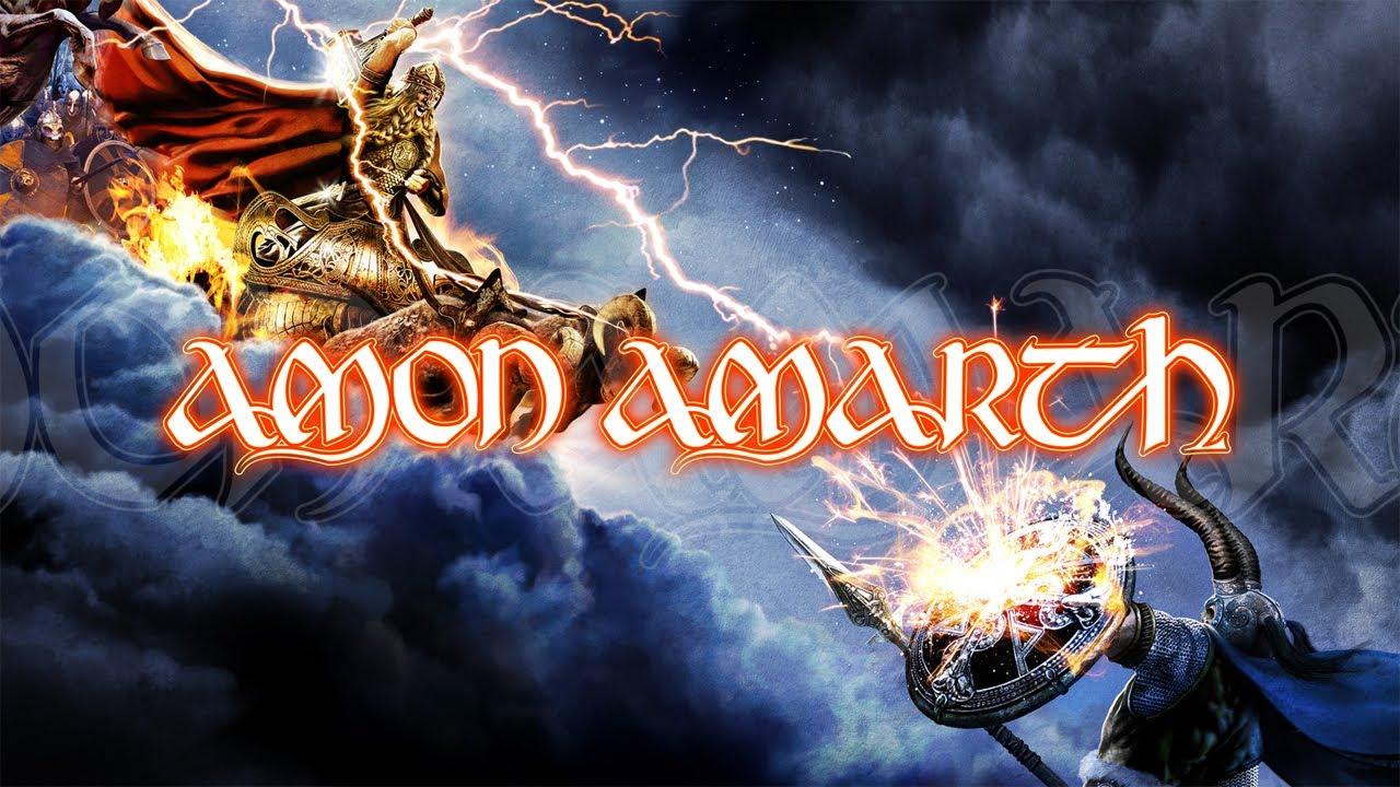 3d Devil Wallpaper Amon Amarth Quot Deceiver Of The Gods Quot Official Youtube