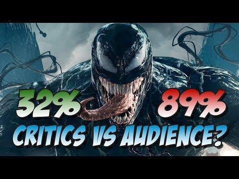 The Reason Audiences and Critics Disagree on Venom!