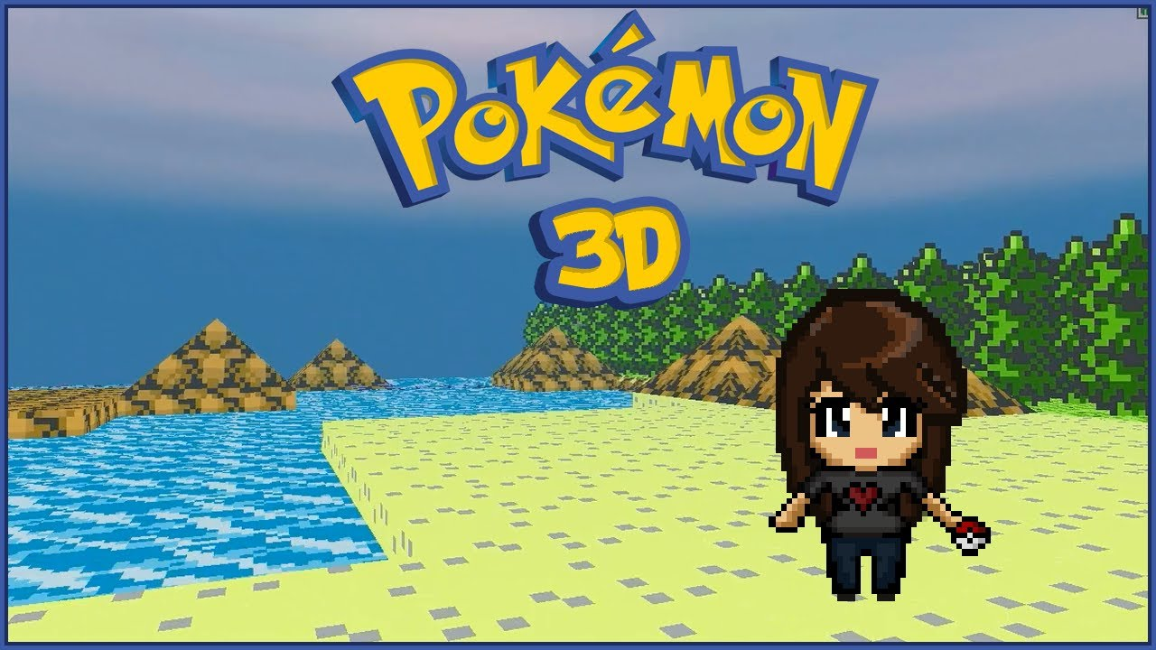 Pokemon 3d youtube - Pokemon 3d download ...