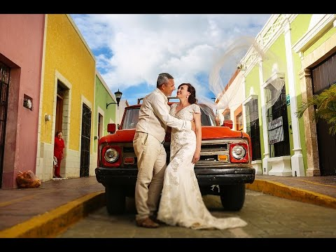 Elope in Campeche Mexico with Jacquie + Matt
