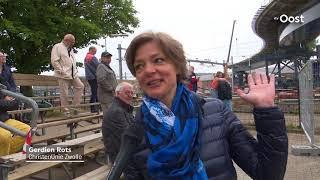 Plaatsing busbrug Zwolle verloopt volgens plan