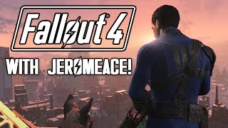 "Fallout 4: JeromeASF Lets Play ""Through The Wasteland"" #1"