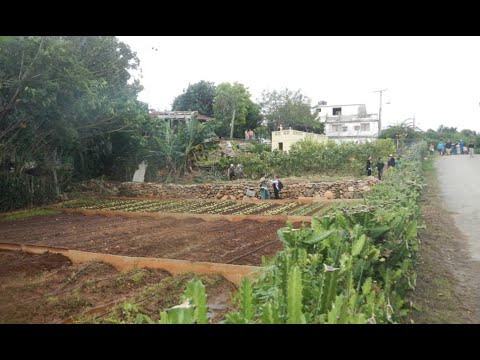 Permaculture, Cuba and the IUCN