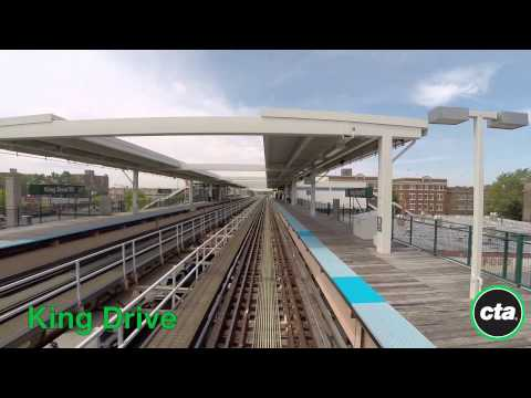 CTA Ride the Rails: Green Line - Cottage Grove to Garfield