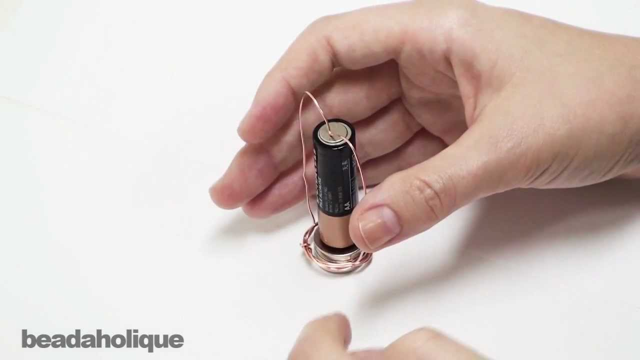 How To Build A Polar Motor Using Neodymium Magnets
