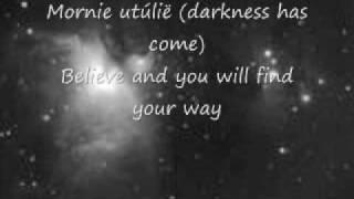 May It Be by:Lisa Kelly lyrics