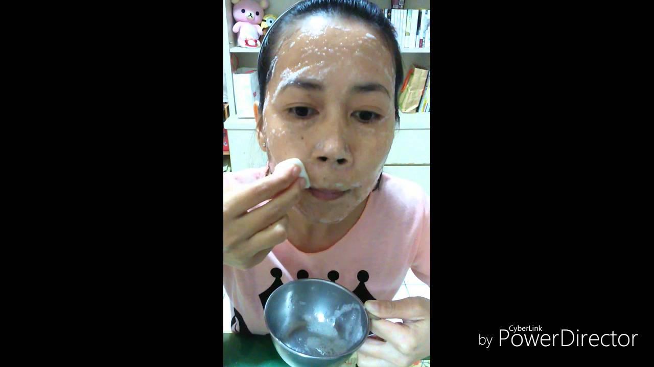 Cara Memutihkan Wajah Dengn Masker Putih Telur Youtube