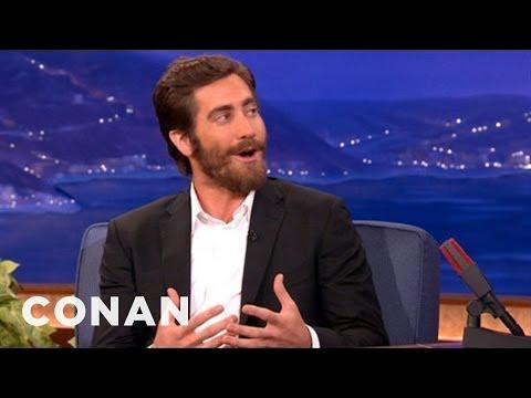 Jake Gyllenhaal On Getting In Shape For