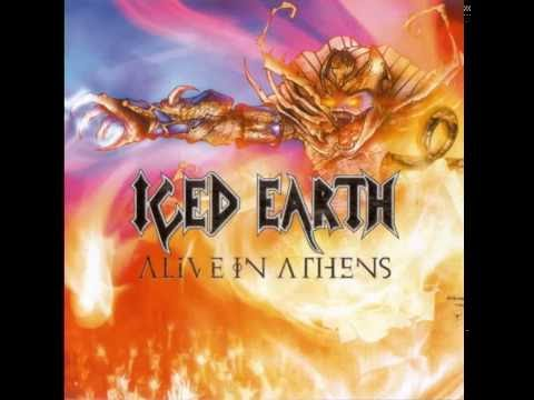 Iced Earth - Alive in Athens [Hilighted Rhythm Guitar] mp3