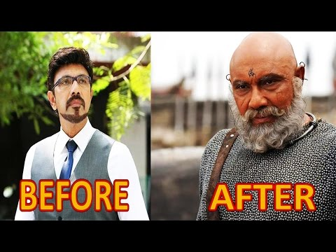 Thumbnail: Bahubali 2: The Conclusion Movie Actor Transformation 2017 | Actors Before-After Pictures
