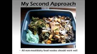 Homemade Manure - Ultimate Food for Composting Worms