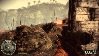 Battlefield  Bad Company 2 Vietnam (Multiplayer Gameplay)