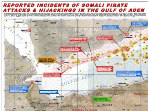 Gulf of Aden: Attempted Piracy - February 2018